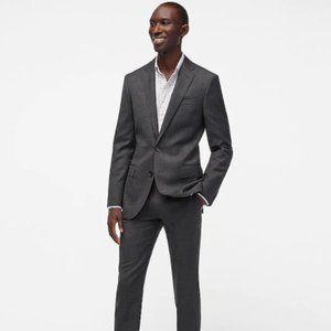 J Crew Ludlow Slim-fit suit jacket in Italian wool